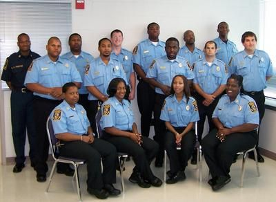 Corrrection Officer Graduates form part of the BCFPE membership