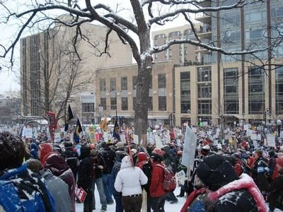Wisconsin Demonstration